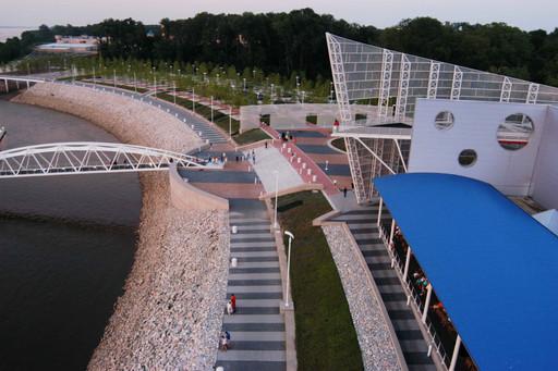 Riverpark Aerial