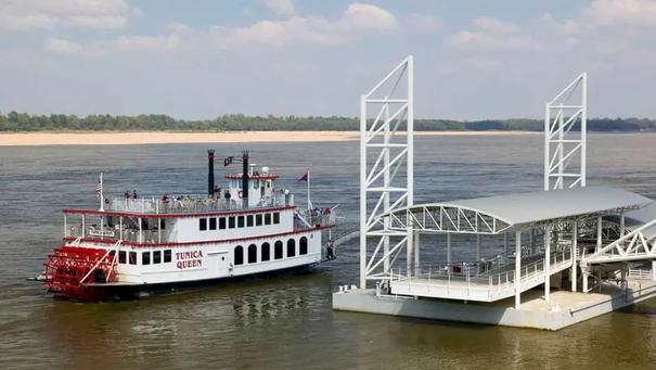 Tunica River Park Cruises