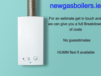 Boiler Replacement Estimate