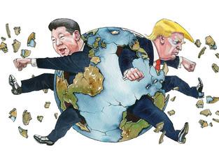 Concecuencias de la Gerra comercial entre USA y China