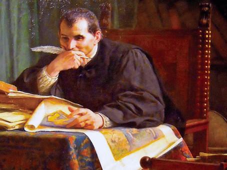 Maquiavelo a Médici