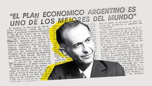 El Mito de la Argentina Próspera