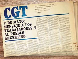 Programa de la CGT de los Argentinos (1968)