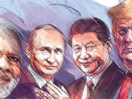 El Nuevo Orden Global: tributo a un Maestro.