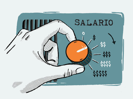 ¿El salario es un costo más?