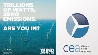 WIND. ARE YOU IN? La industria eólica contra la crisis climática