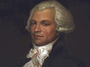 Maximilien de Robespierre. Sus enemigos, son también los nuestros