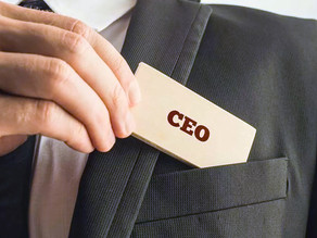 El CEO, ¿un animal político?
