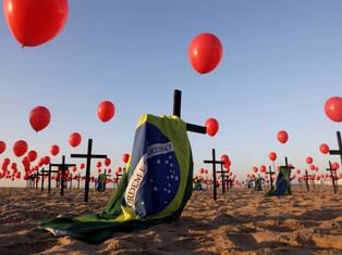 Brasil, la nueva zona peligrosa a nivel mundial