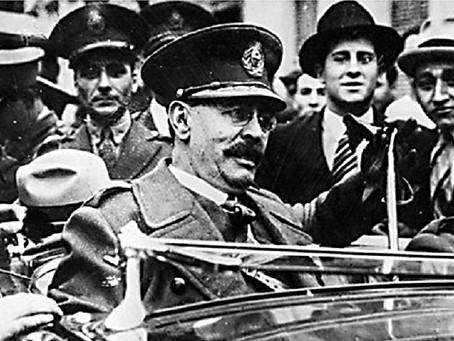 La Crisis de La Nación (1929-1945). Del Liberalismo Republicano al Nacionalismo Popular