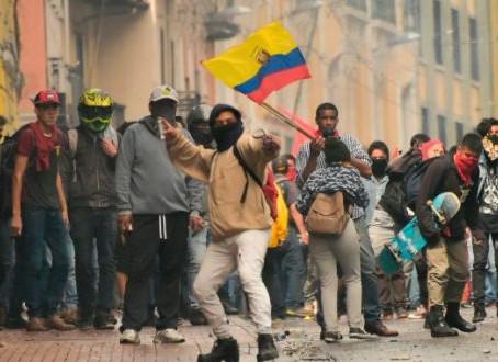 La proclama de Quito