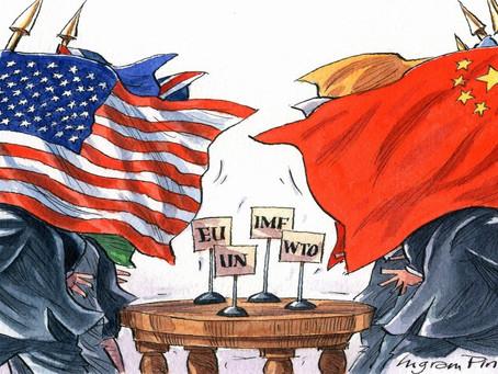 Informe 3 Política Internacional