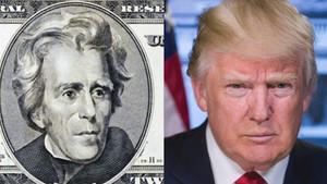 Jackson y Trump