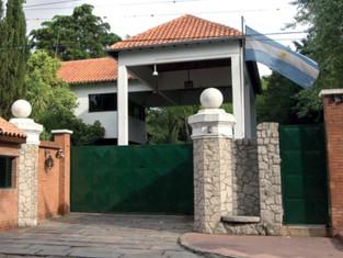 El Portón Verde; el Umbral de la Nada