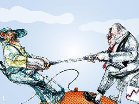 Revisitando Añejas Verdades.La Reactualización del Conflicto entre Trabajo y Capital