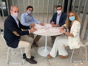 Acuerdo entre FOPEA, DIRCOMS y el Consejo Profesional de Relaciones Públicas