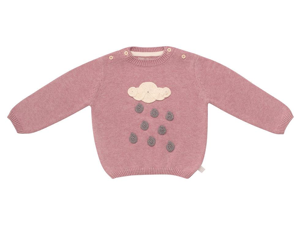 Rain, Rain Go Away Sweater