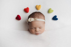 Lehi, Utah Newborn photographer | Newborn | Thistle Lane
