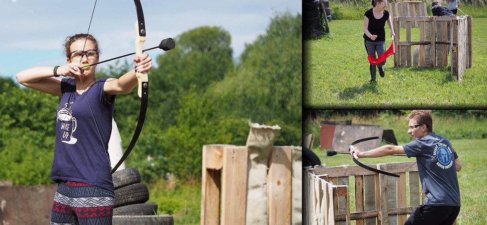 ArcheryWars hráči