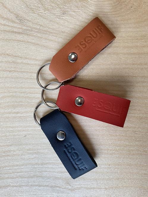 Porte-clés trio