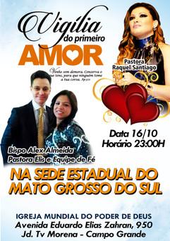 ARTE VIG DO PRIMEIRO AMOR - MATO GROSSO