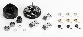 Complete 13T clutch Kit with vented bell