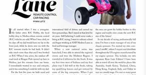 Community Magazine Article on me!