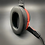 Thumbnail: Smart-Com Headset (Black/Red)