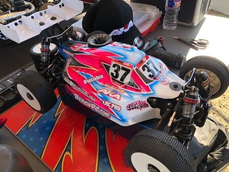 RCGP Round 7 & 8 at Thunder Alley R/C Raceway