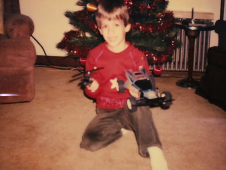 How and why I started racing R/C cars