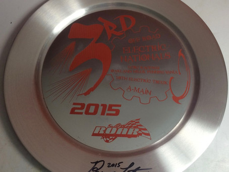 2015 End of year Charity Auction
