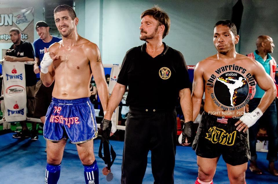 The Institute of Muay Thai