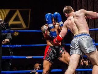 John Esposito at Friday Night Fights