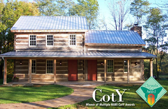 Historic Restoration Award Winner