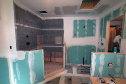 New Master Bath Remodel - Under Contruction