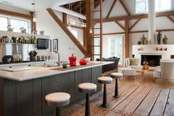 Ohio Barn - Kitchen