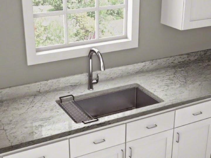Kitchen Sink Trends, Undermount, image courtesy of Kohler