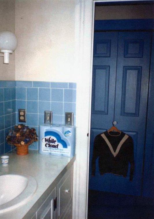 Before photo of Bathroom remodel.