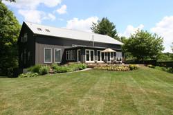 Ohio Barn After - Rear Elevation