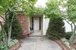 Before: Exterior Home Remodel - Bath