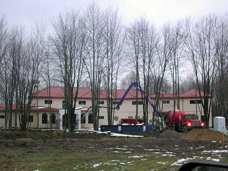 Tuscan Style, New Home Construction - Bath/Richfield, OH