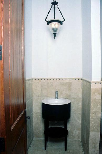 New Construction Bath room