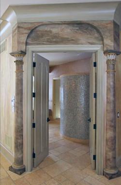 Master Bath Entrance