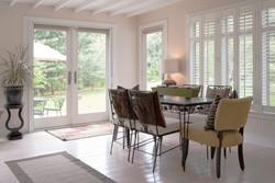 Sunroom Addition - Dining Area