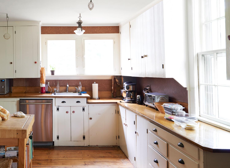 Before: Kitchen Renovation