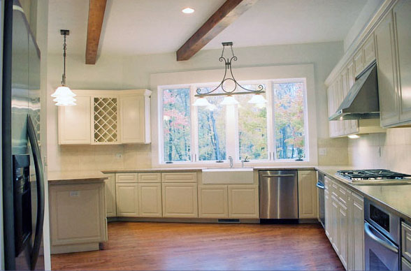 Custom Designed Kitchen - Bath, OH