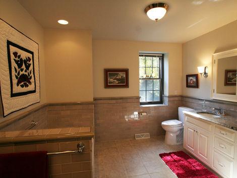 Master Bath Remodel - Richfield, OH