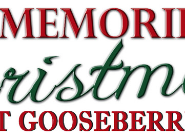 Memories Of Christmas At Gooseberry Hill
