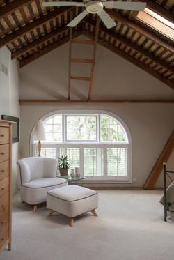 Ohio Barn - Master Bedroom