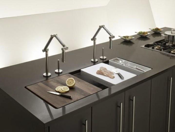 Kitchen Sink, Image courtesy of cbath